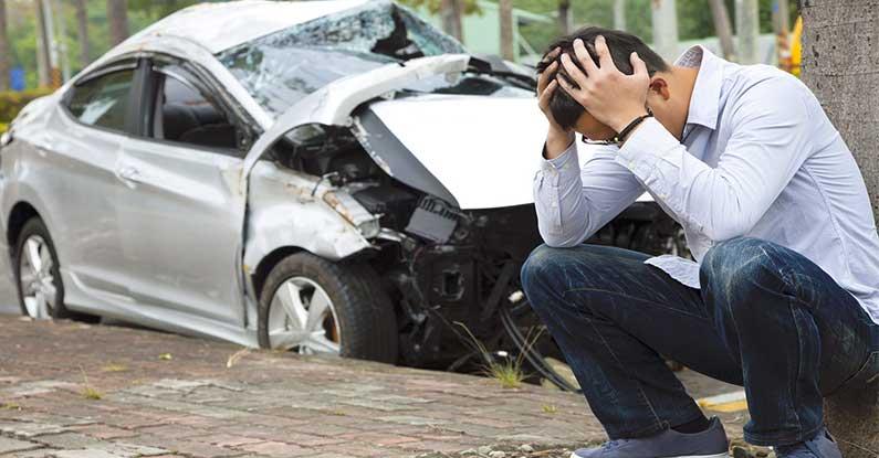 ¿Me cubre el seguro si doy positivo en caso de accidente ?