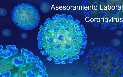 Asesoramiento laboral para el Coronavirus en Castellón